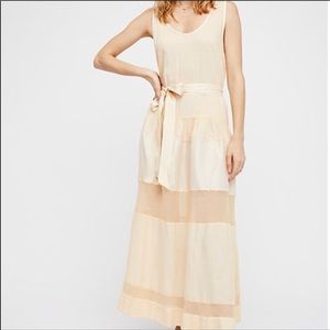 NEW Beautiful Maxi Dress Free People Medium
